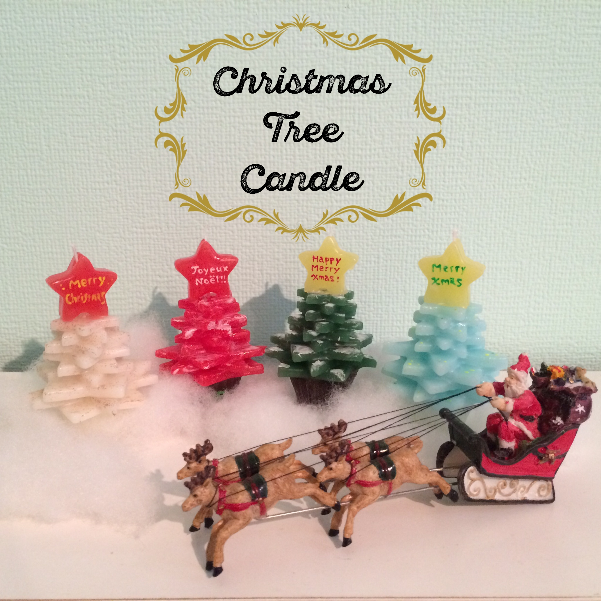 c-tree-candle